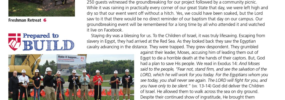 Crusader Newsletter Sept-Oct 2017