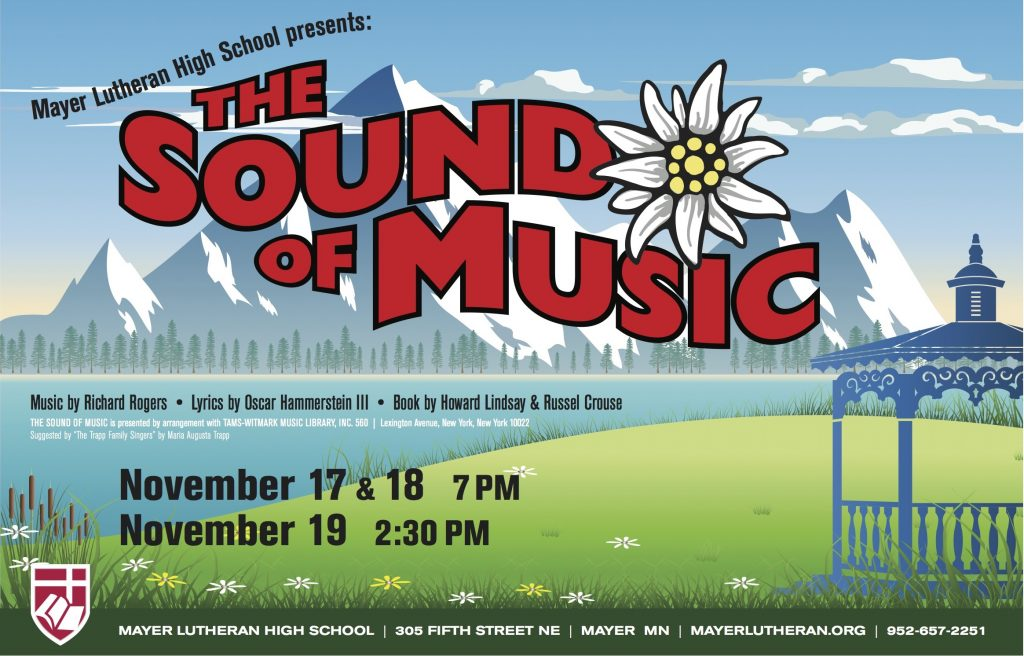MLHS Presents The Sound of Music