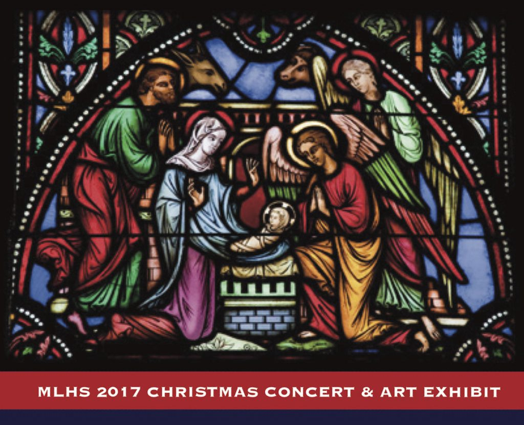 MLHS Christmas Concert and Art Exhibit