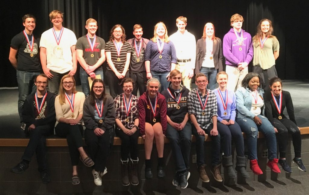 OAP All-Conference Team