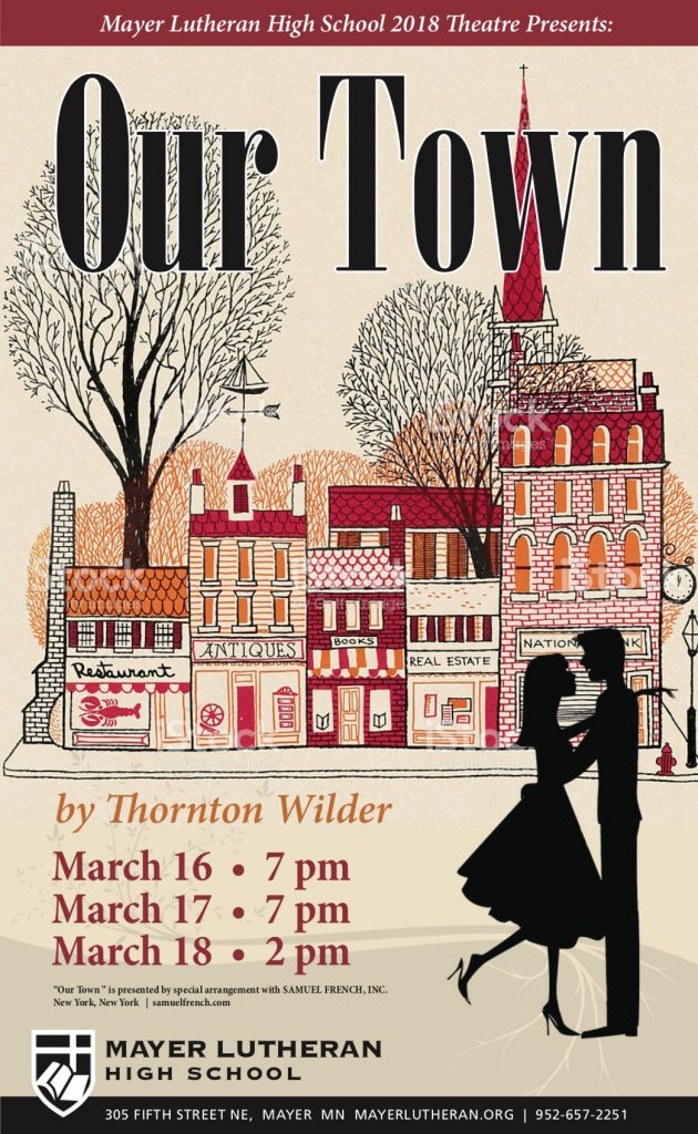 MLHS presents Our Town