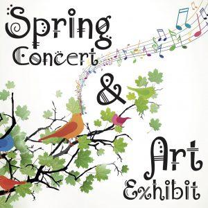 MLHS Spring Concert/Art Exhibition