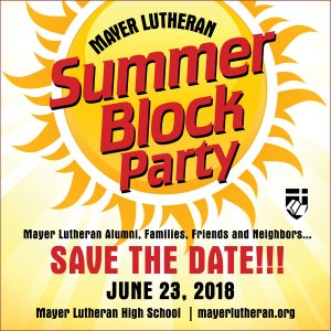 MLHS Summer Block Party-June 23, 2018