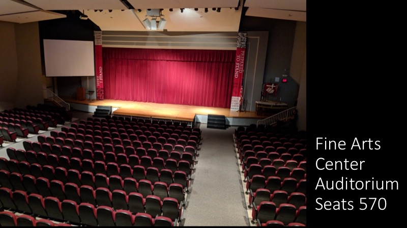 MLHS Fine Arts Center Auditorium