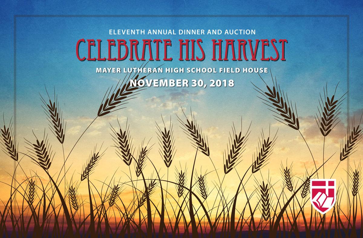 Celebrate His Harvest November 30