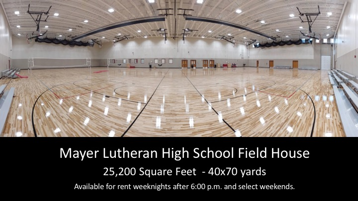 MLHS Field House Wide Angle