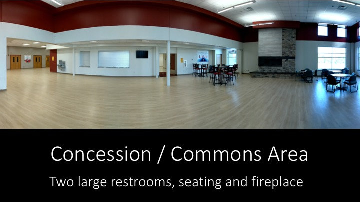 MLHS Commons and Concessions Area