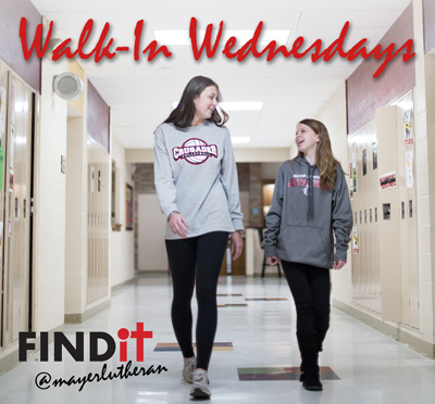 Walk-In Wednesdays